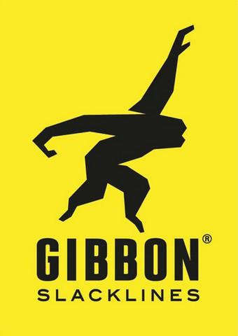 גיבון סלקליין 15 מטר (gibbon slackline)